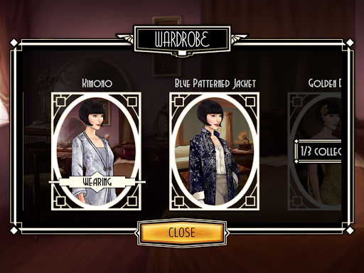 Miss Fisher's Murder Mysteries - detective game