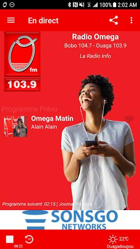 Omega Radio (Official)