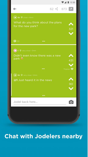 Jodel for Wiko Sunny 2 Plus - free download APK file for Sunny 2 Plus