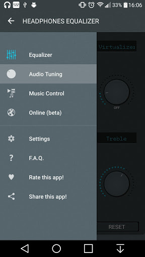 Headphones Equalizer for Huawei P10 Lite - free download APK file