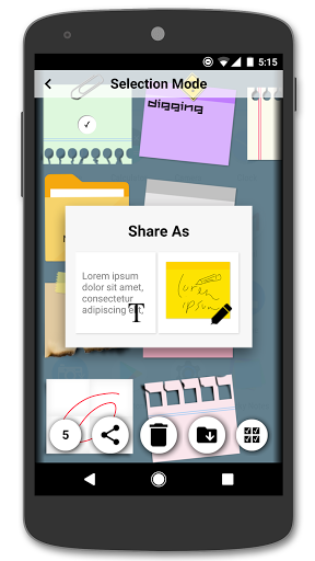 Sticky Notes + Widget memo for Oppo F1s - free download APK file for F1s
