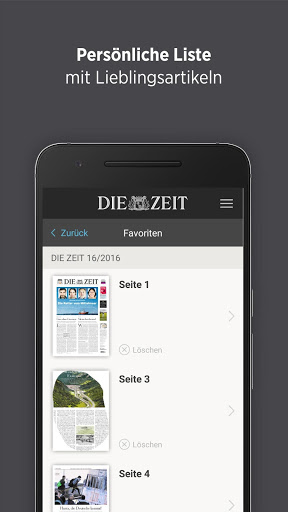THE TIME E-Paper App