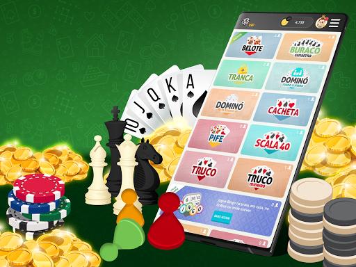 MegaJogos Card and Board Games