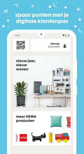 HEMA app