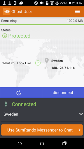 SumRando VPN