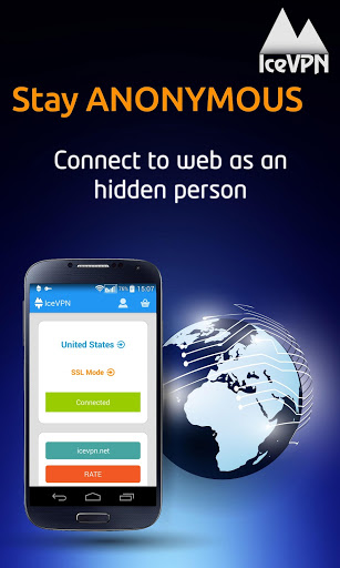 IceVPN Free VPN Client for tecno W4 - free download APK file for W4