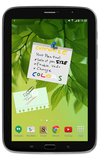 Sticky Notes + Widget memo for Oppo A37 - free download APK file for A37