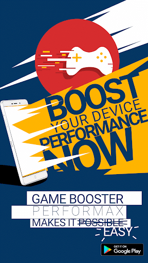 Game Booster PerforMAX for Nokia 1 - free download APK file
