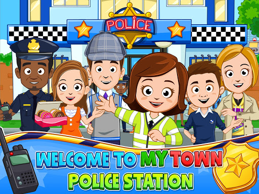 My Town : Police Station