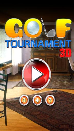 Golf Tournament 3D