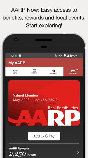 AARP Now: News, Events & Deals