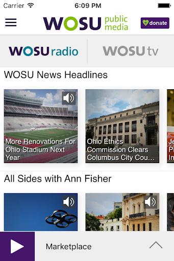 WOSU Public Media App