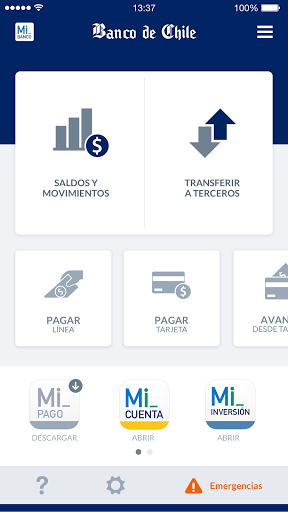 My Bank of Chile