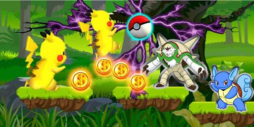 Runner Pikachu Games 2018