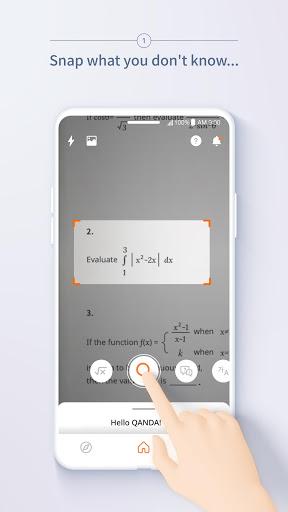 Qanda: Free Math Solutions