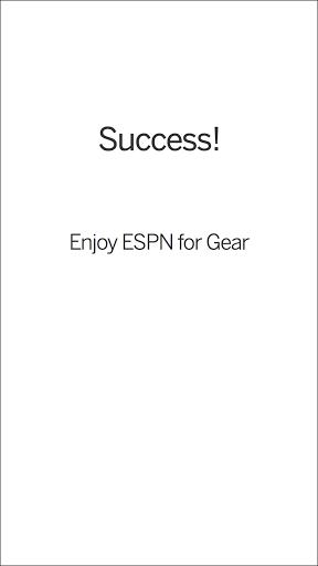 ESPN Companion for Gear