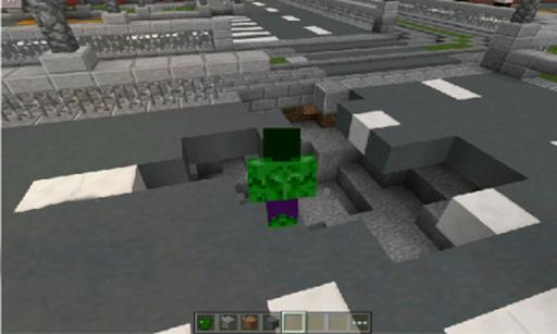 Heroes Mod PE Minecraft X