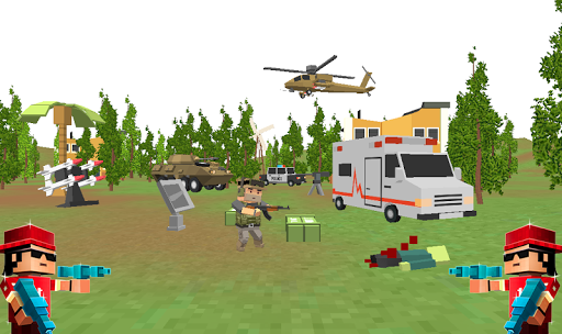 Real Pixel Commando