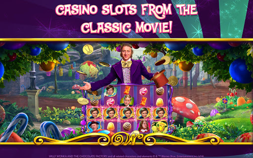 Free Download Willy Wonka Slots Free Casino Apk For Android