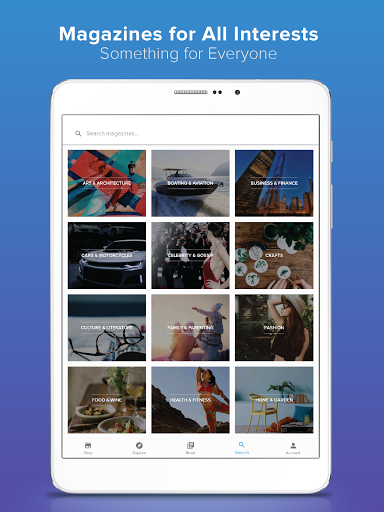 Zinio - Newsstand for Samsung Galaxy Tab 2 10 1 P5100 - free