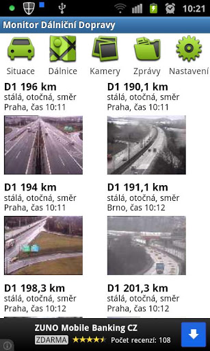 Monitor Highway Traffic