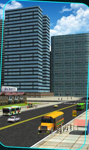 School Bus Driving 3D
