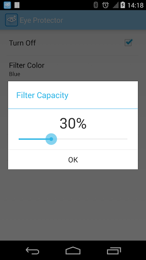 Eye Protect Blue Light Filter