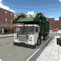 icon Heavy Garbage Truck City 2015
