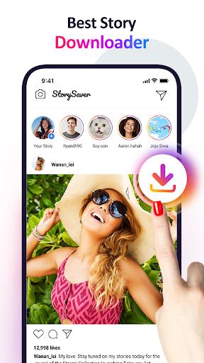 Story Saver for Instagram - Downloader & Repost