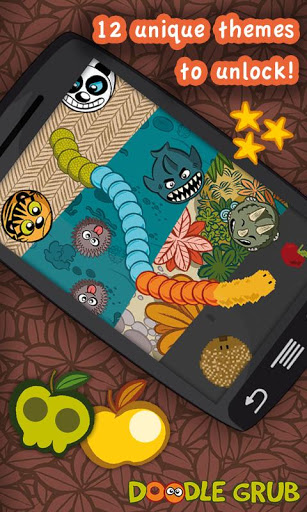 Doodle Grub - Twisted Snake