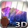 icon 3D Kitkat 4.4 Mountain lwp for elephone U