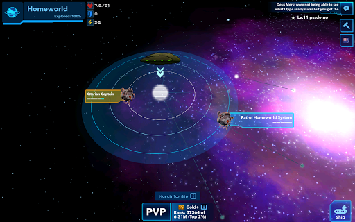 Pixel Starships™ : Hyperspace