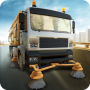 icon Road Sweeper City Driver 2015