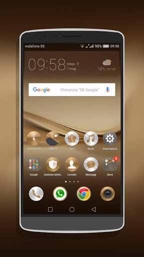 Best EMUI Themes for Huawei Y3 (2017) - free download APK file for