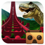 icon Real Dinosaur RollerCoaster VR