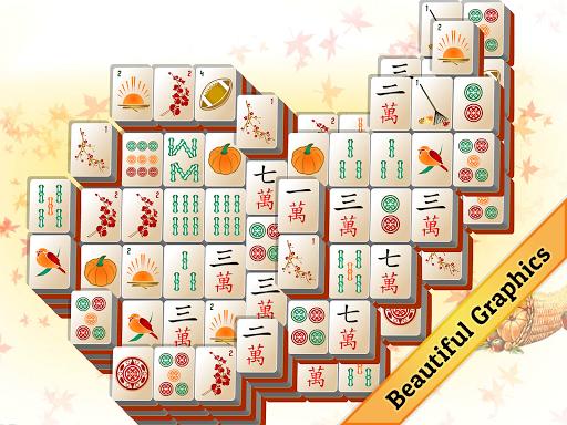 Thanksgiving Mahjong