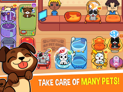 My Virtual Pet Shop - The Game