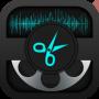 icon video audio cutter