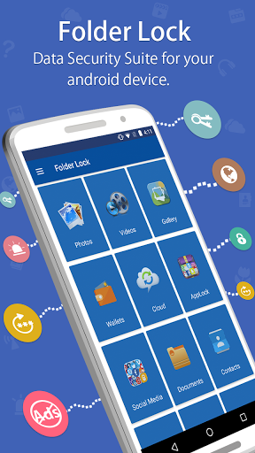 Folder Lock for Samsung Galaxy J7 Nxt - free download APK
