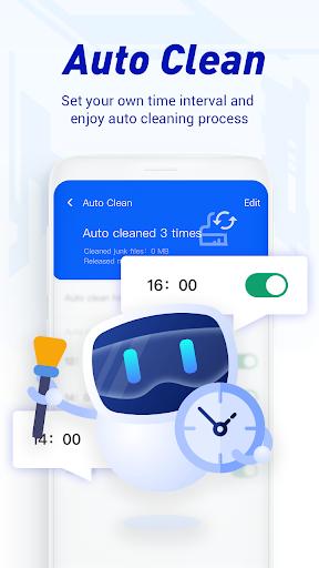 iClean - Booster, Super Virus Cleaner, Master