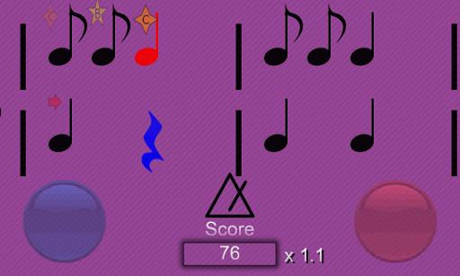 Rhythm Teacher: Music beats