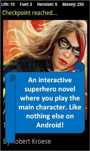 Superhero's Choice Volume 1