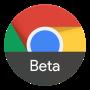 icon Chrome Beta