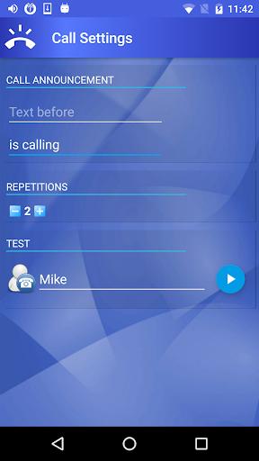 Speak Who is Calling Ringtone for vivo Y71 - free download APK file