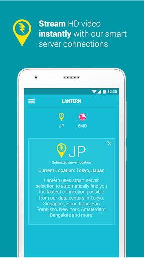 Lantern: Better than a VPN