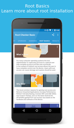 Root Checker for Samsung Galaxy J1 Ace - free download APK