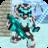 icon Robot Ninja Battle Royale C20I