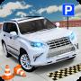 icon Prado Car Games Modern Car Parking Car Games 2020