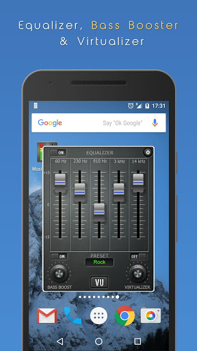 Music Volume EQ + Bass Booster for oneplus 6 - free download