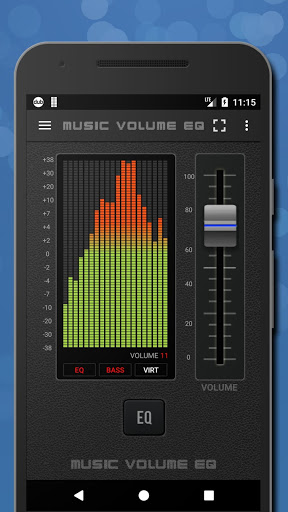 Music Volume EQ + Bass Booster for vivo Y53 - free download